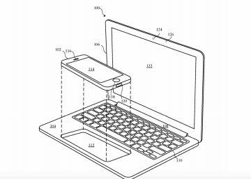 Apple patenta un híbrido de ?smartphone? y ordenador