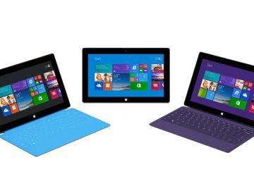 Surface vs. iPad: ¿cuál es la mejor?