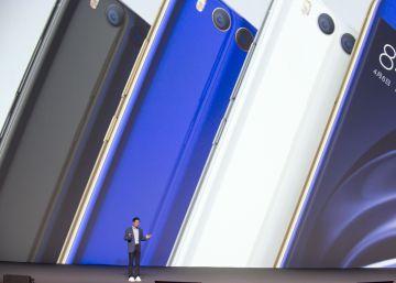 Xiaomi planta cara a Apple y Samsung con el Mi6