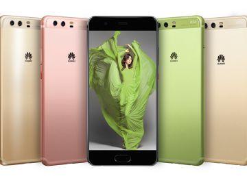 El Huawei P10 es todo equilibrio