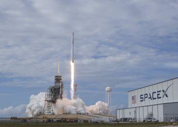 SpaceX lanza por primera vez una cápsula de carga Dragon reutilizada