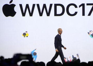 Apple presenta el nuevo iOS 11 y el altavoz Home Pod