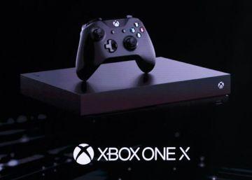 Xbox One X, una nueva consola para la alta definición en videojuegos