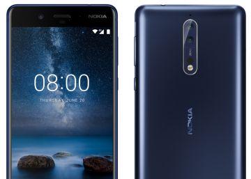 Así es el Nokia 8, el móvil que marca el retorno del gigante