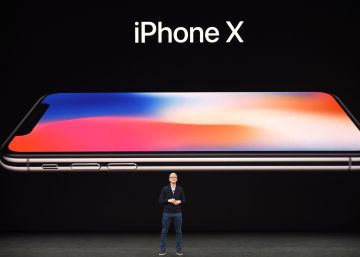 Apple presenta el iPhone X y el iPhone 8