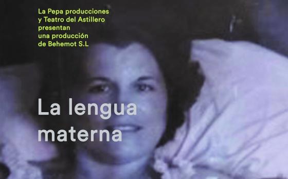 Disfruta de \'La Lengua Materna\' en la Sala Cuarta Pared   EL PAÍS + ...