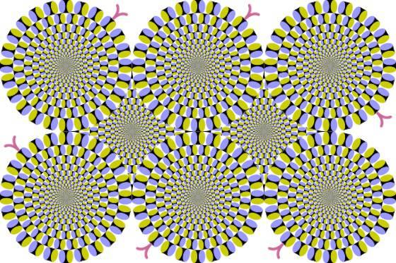 15 ilusiones pticas que har n que no vuelvas a fiarte de for Ilusiones opticas en el suelo