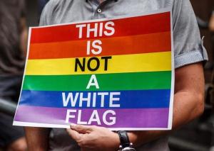 El gráfico que recuerda lo que queda por recorrer en la igualdad de derechos LGBTI