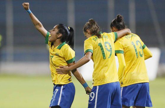 eb518ea5c3 Copa do mundo de futebol feminino 2015  Brasil joga contra Espanha pela  classificação no Mundial feminino