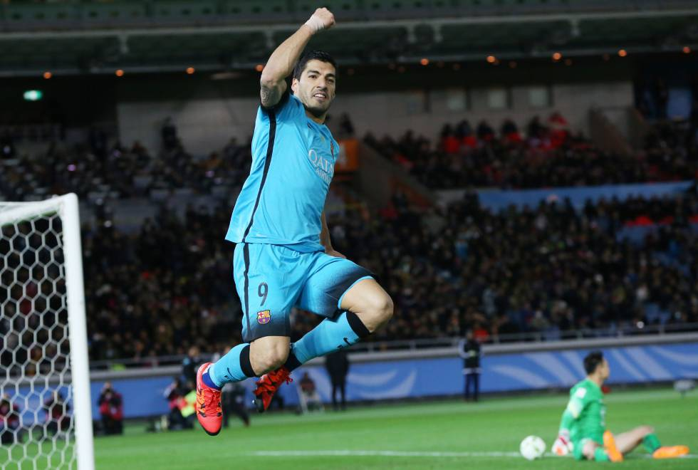 Barcelona bate Guangzhou por 3 a 0 e pega o River na final do Mundial  16a462f20258a