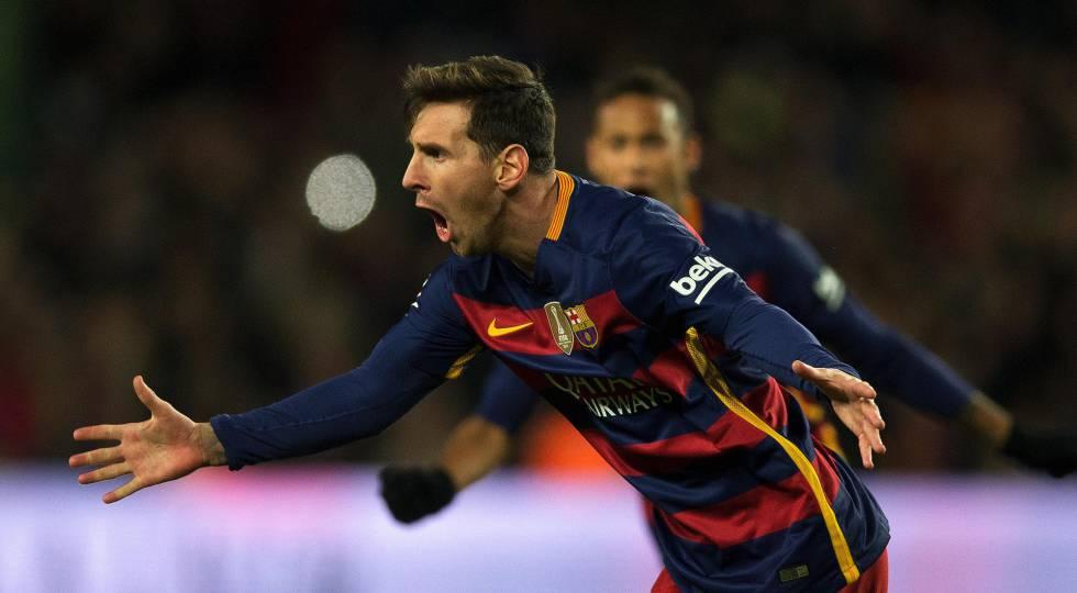 87f28e5bdd Messi decide um clássico violento
