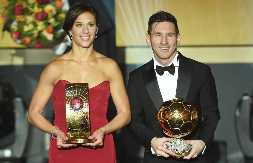 Messi conquista a Bola de Ouro 2015  1660f41e72b18