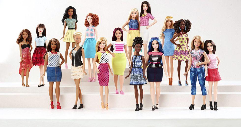 Barbie 2016 Quem Precisa Da Barbie Tenha O Corpo Que Tiver