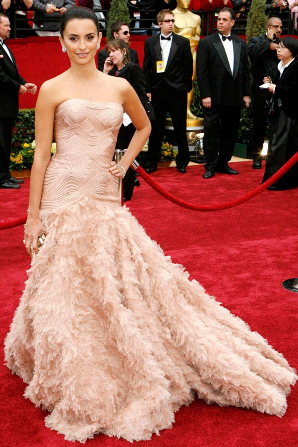 Fotos: Os vestidos mais espetaculares da história do Oscar