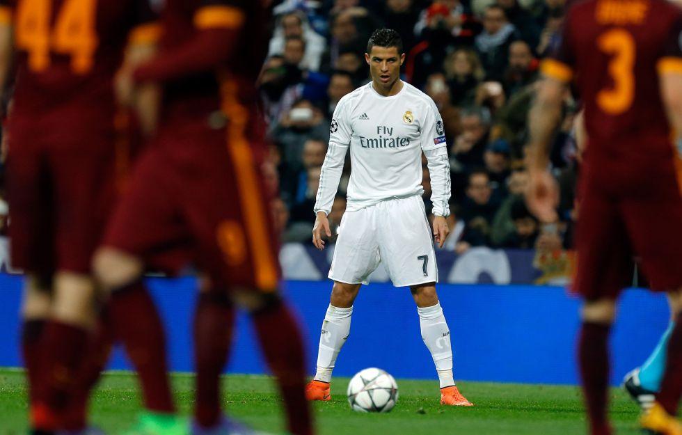 87c72405260fc Resultado  Real Madrid vence a Roma por 2 a 0 e vai às quartas na ...
