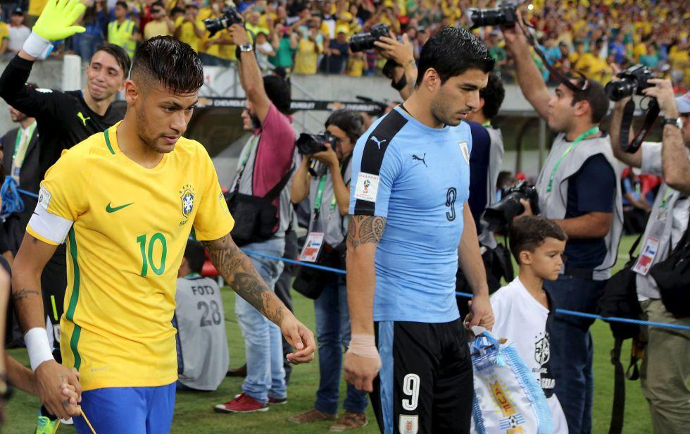 Resultado de imagem para brasil vs uruguai