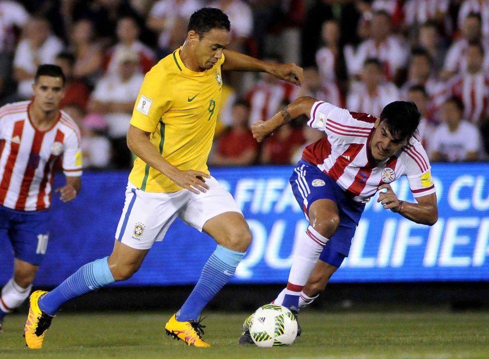 Resultado de Paraguai 2x2 Brasil nas eliminatórias da copa 2018 5c90d7a24e1