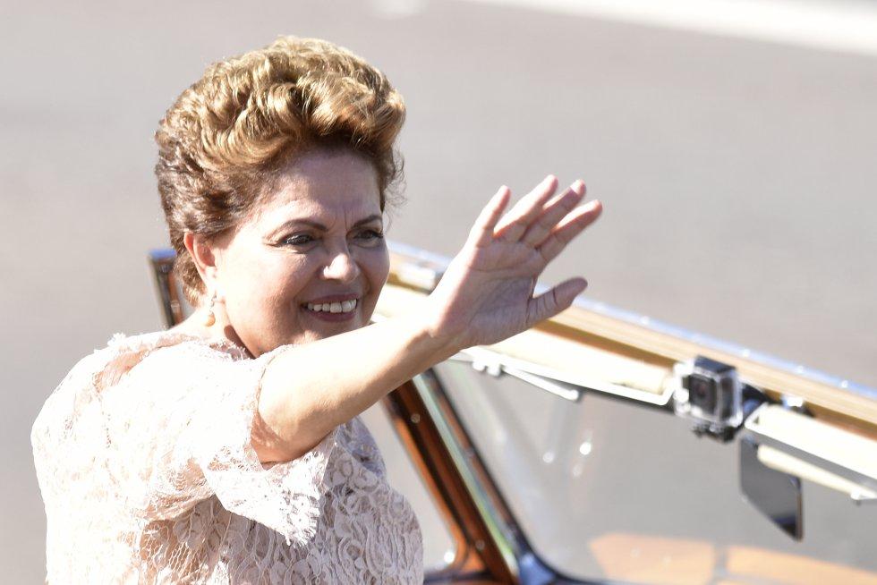 Como o Brasil de Dilma chegou até aqui em imagens