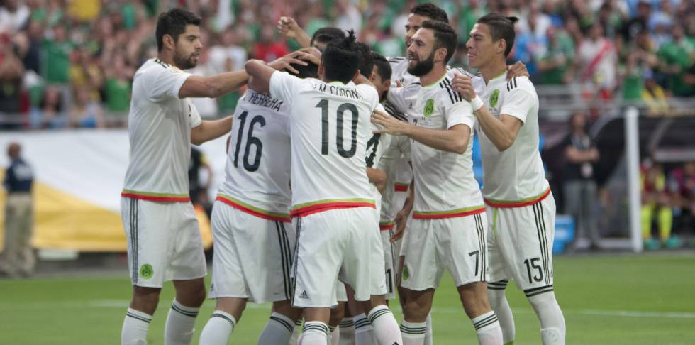 Resultado  México vence o Uruguai por 3 a 1 na Copa América ... 2f551a64ad72e