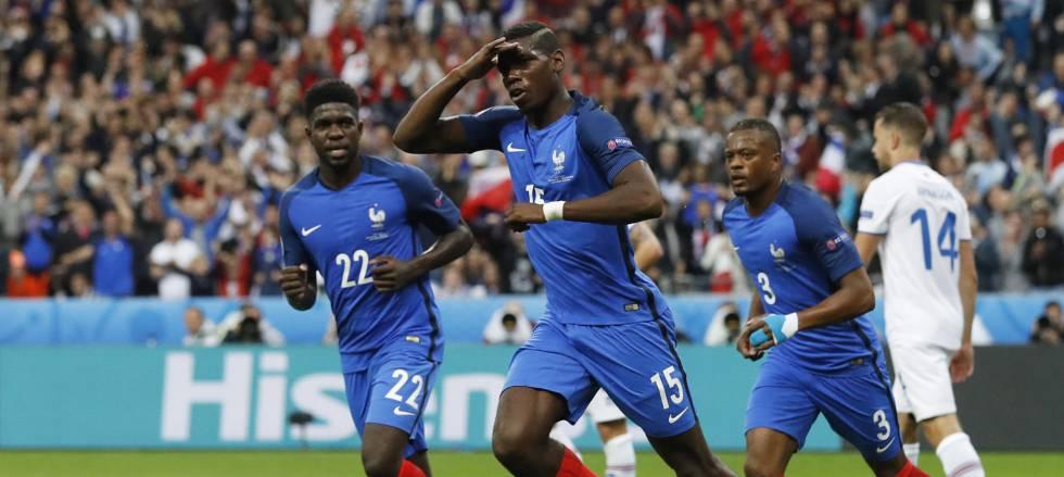 Jogo Franca X Islandia Ao Vivo Pela Eurocopa