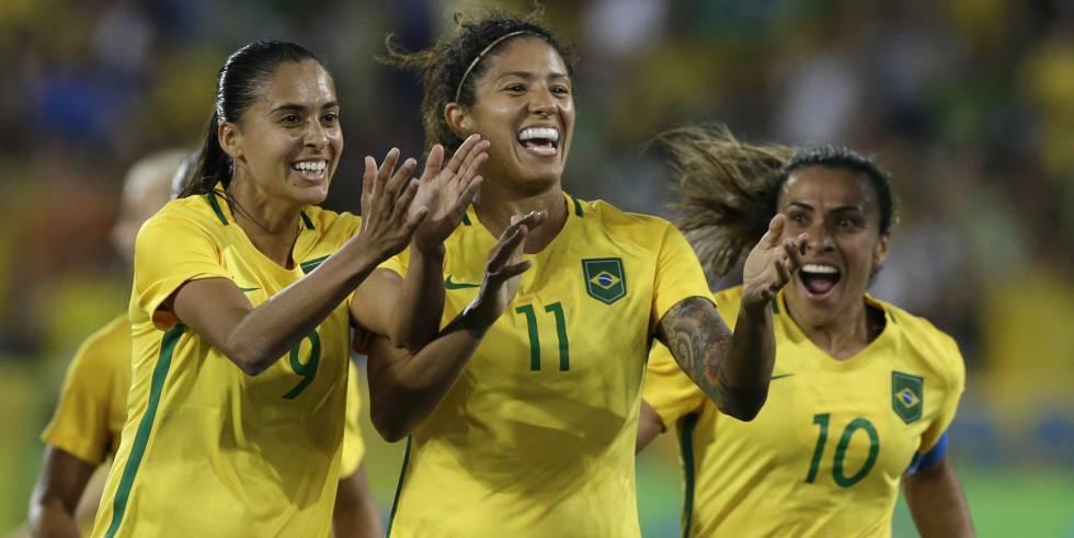 Brasil x Suécia resultado futebol feminino nos Jogos Olímpicos Rio 2016 13f9e977a9214