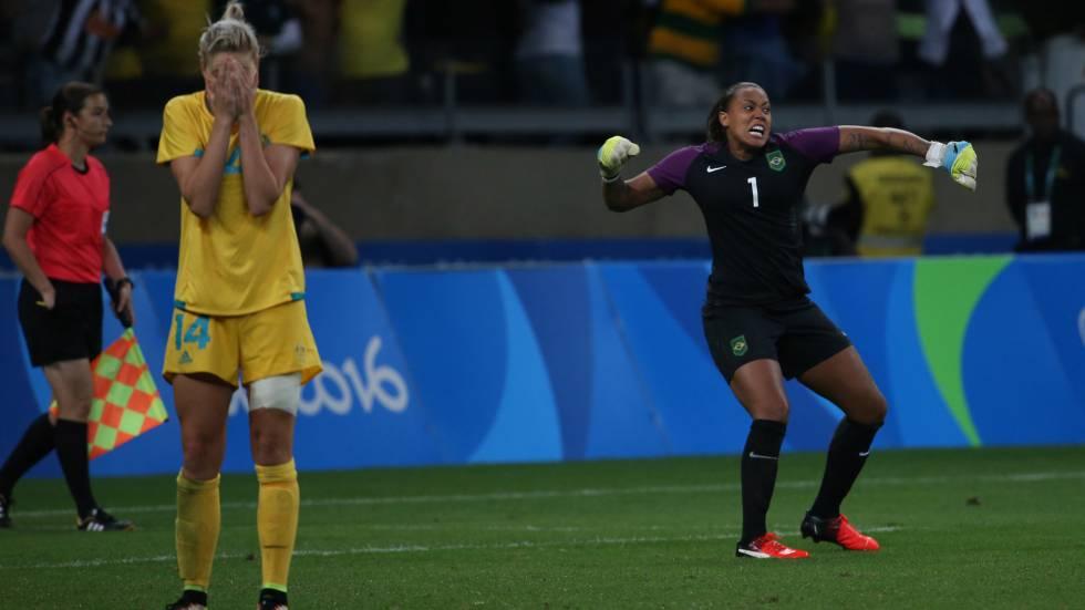 Resultado  Brasil vence a Austrália nos pênaltis e vai à semifinal ... fa93a1564ec0d