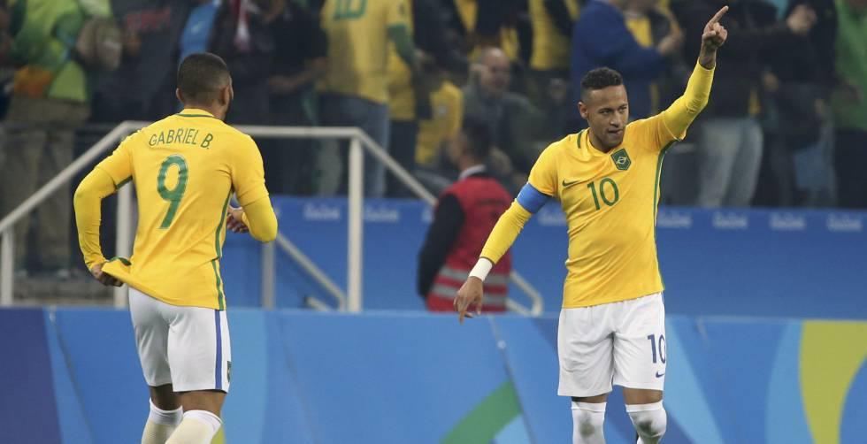 b4387cf9f02c5 Resultados  Brasil vence a Colômbia por 2 a 0 e se classifica para a ...