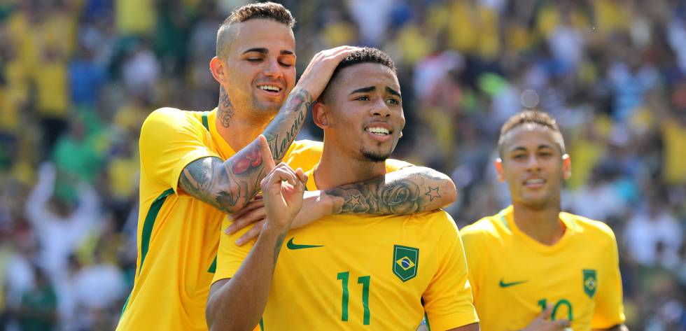 Resultado  Brasil goleia Honduras por 6 a 0 e está na final do ... 9c0a880ce9692