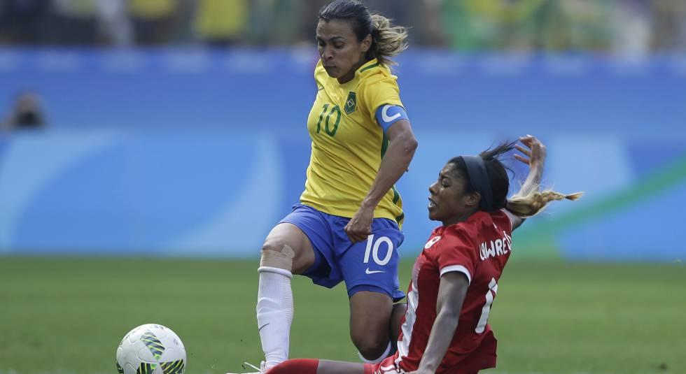 9dd85a236a620 Resultado  Brasil perde para o Canadá por 2 a 1 e fica sem o bronze ...