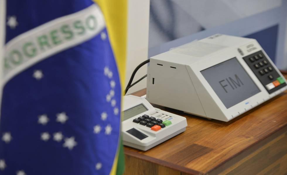 Discussão de amor e ódio com a urna   Opinião   EL PAÍS Brasil c6c9edf240