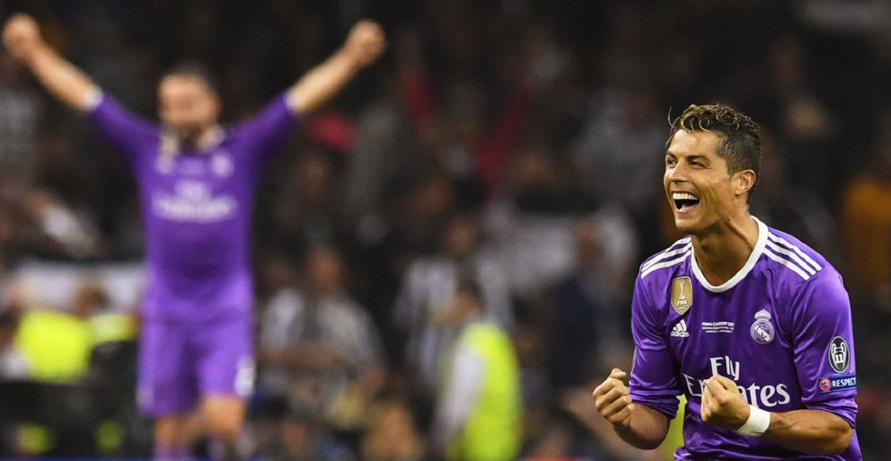 Fotos  Real Madrid é campeão  as imagens da final da Champions ... 3b71c5e177ca4