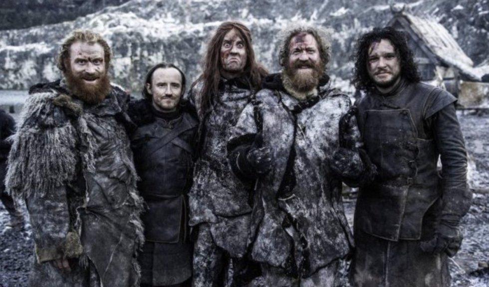 Fotos Ed Sheeran Coldplay E Outras Canjas De Famosos Escondidas Em Game Of Thrones El Pais
