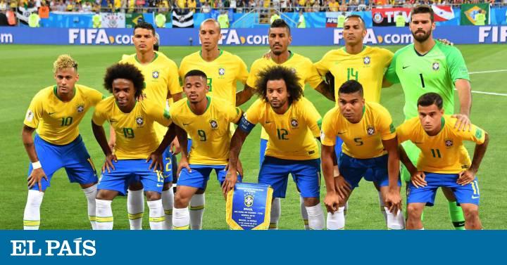 Lista da Seleção Brasileira  Quem são os 23 convocados de Tite para a Copa  2018  1a1124114647a
