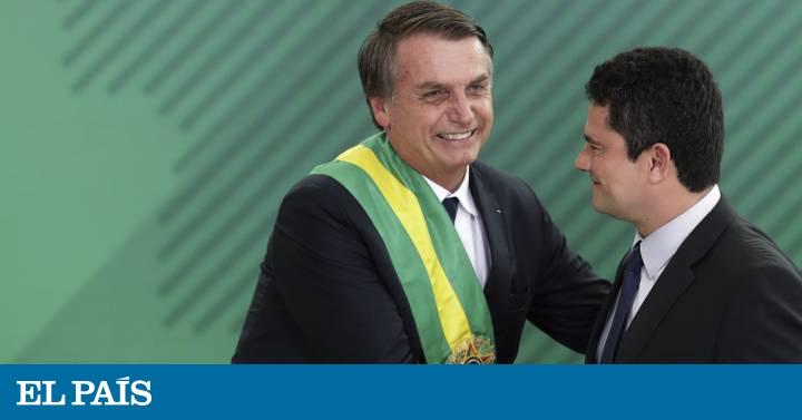 Brasil de Bolsonaro reedita união de togados com fardados