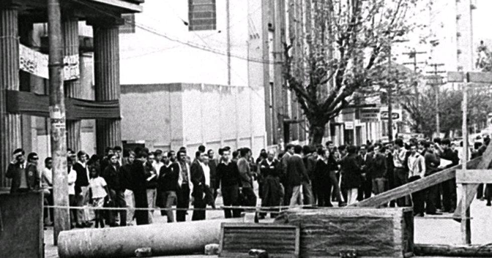 Fotos: AI-5: Batalha da Maria Antonia: o passado e presente da noite mais  longa da ditadura | | EL PAÍS