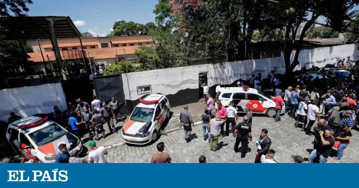Mortes Em Suzano: Jovens Matam 8 Pessoas Em