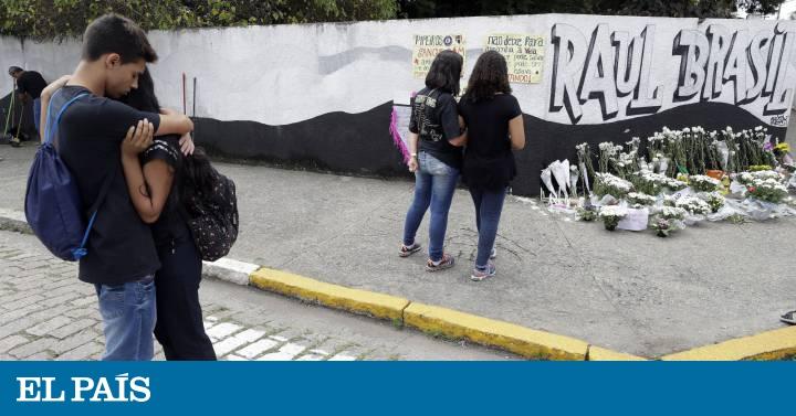 Suzano Massacre Photo: Massacre De Suzano: Polícia Investiga Se Adolescente