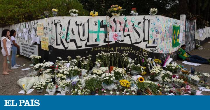 Suzano Massacre Photo: Em Luto, Suzano Tenta Superar As Sequelas Do Massacre