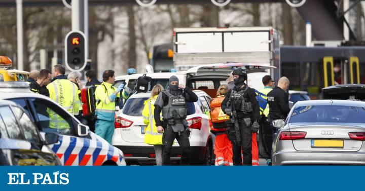 Atirador deixa vários feridos na cidade holandesa de Utrecht