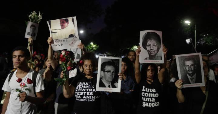 Atos por memória das vítimas da ditadura se multiplicam em revés a revisionismo de Bolsonaro