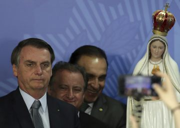 Los mercados pierden la fe en Bolsonaro, pero no en la reforma de las pensiones