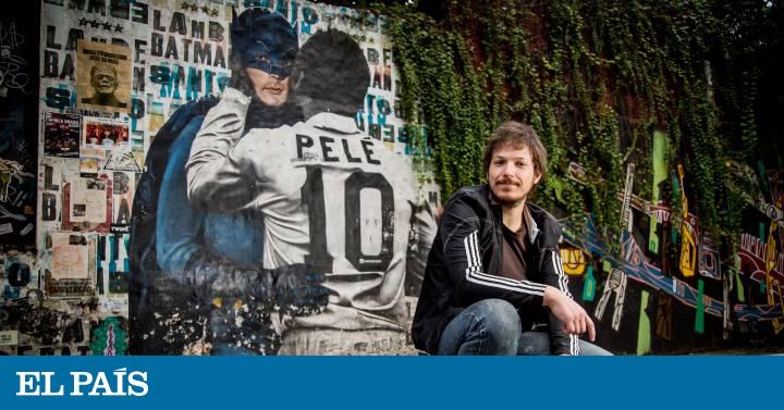 'Pelé beijoqueiro' virou cartão postal de São Paulo modelo exportação