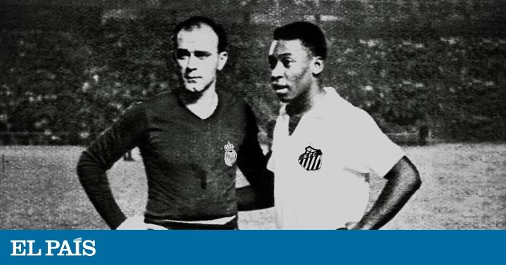 Pelé x Di Stéfano, um duelo tão esperado quanto a revanche que nunca chegou
