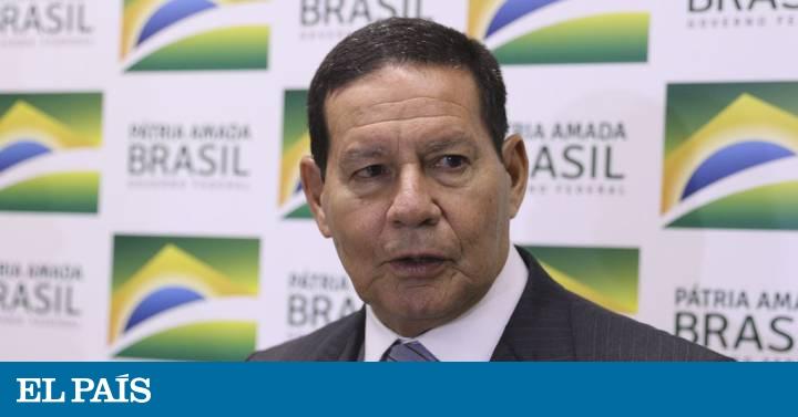 """""""Com certeza existem conexões"""", diz Mourão sobre militar preso com drogas"""