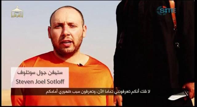 video decapitazione iraq