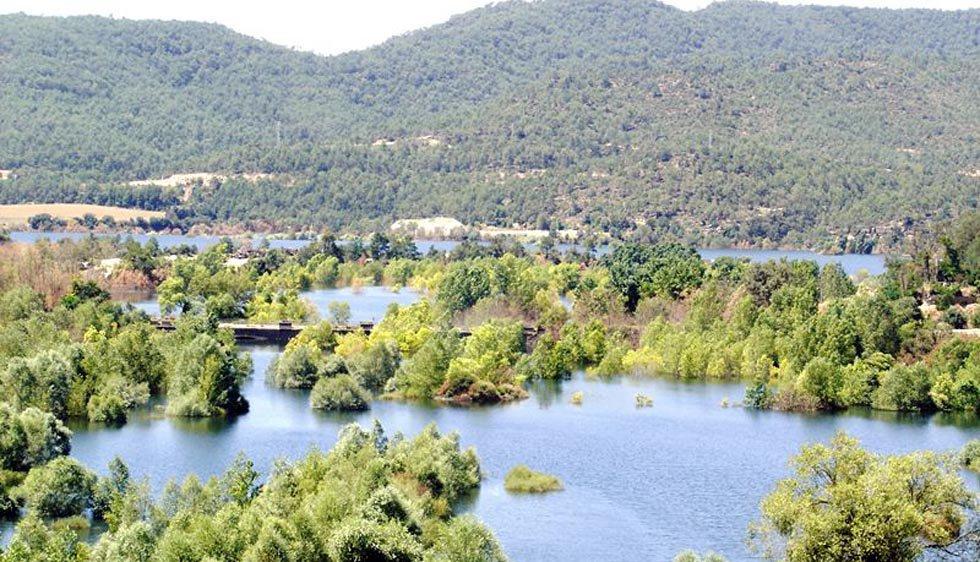 Fotos els 10 millors rius de catalunya on remullar se for Piscines naturals catalunya