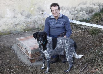 Un caçador cau en un pou al Penedès i el rescaten gràcies a les indicacions del seu gos