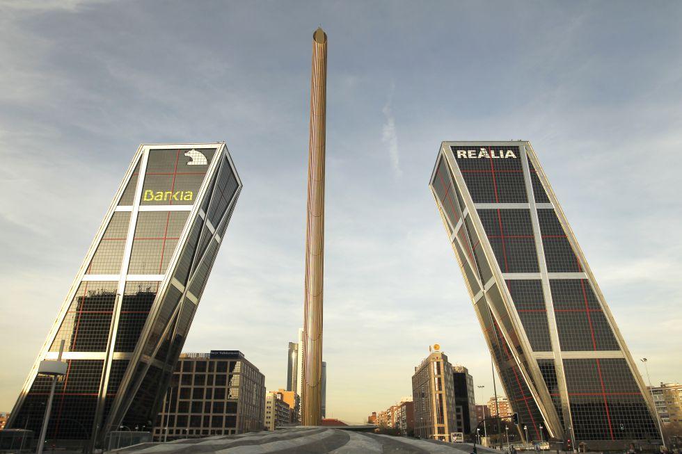 Fotos los edificios m s feos de madrid madrid el pa s for Edificio puerta real madrid