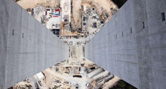 construccin de las torres ms altas de espaa en benidorm