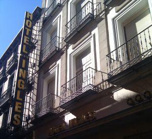 Cierra el hotel m s antiguo de madrid madrid el pa s for Hoteles especiales madrid